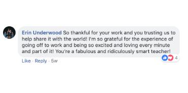 Erin Underwood Review