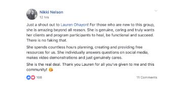 Nikki Nelson Review