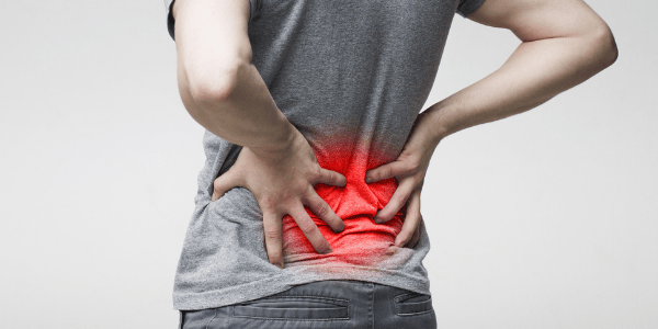 lower back pain symptom of rectal prolapse